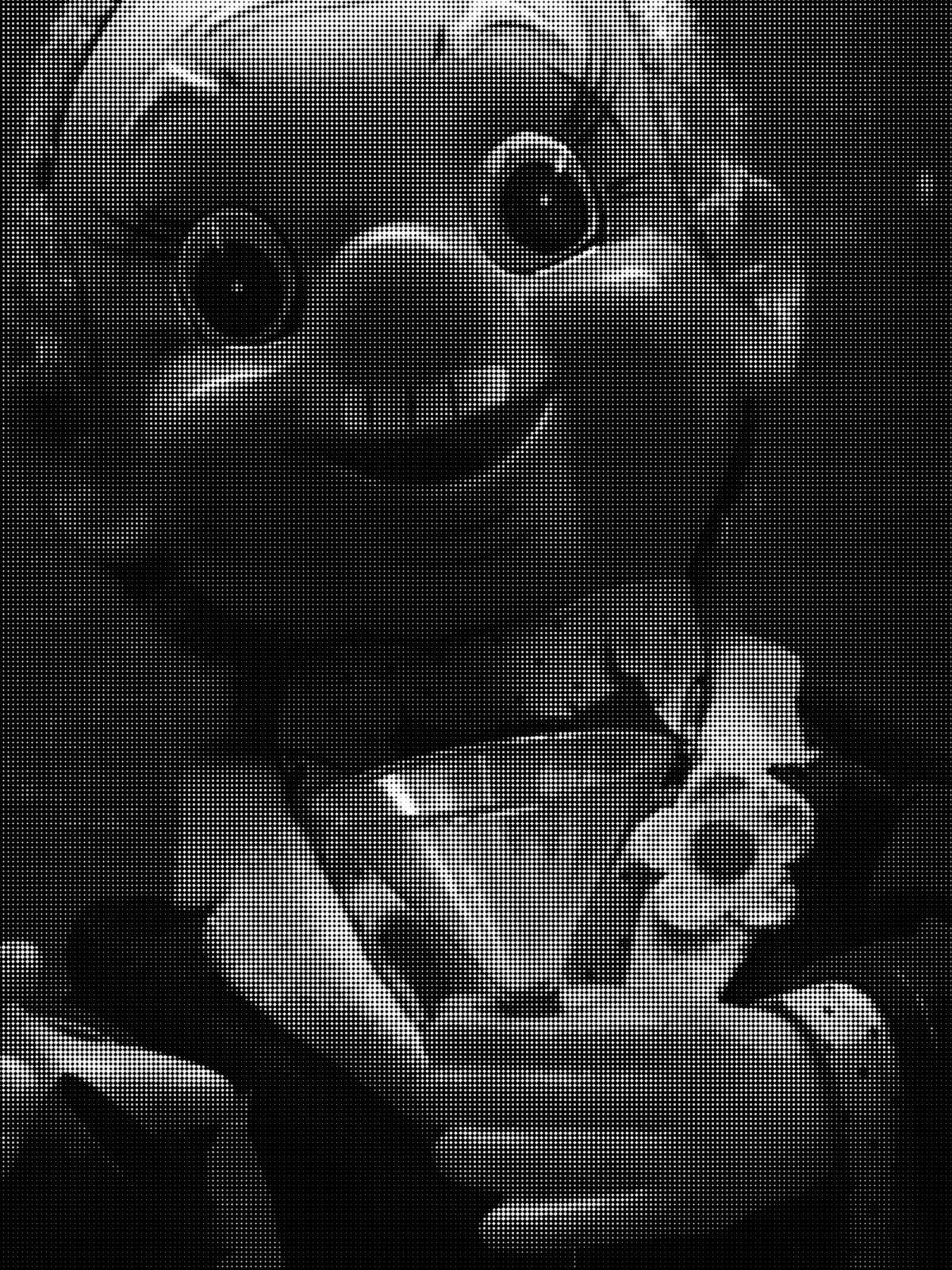 Uncanny Doll in the Fun House